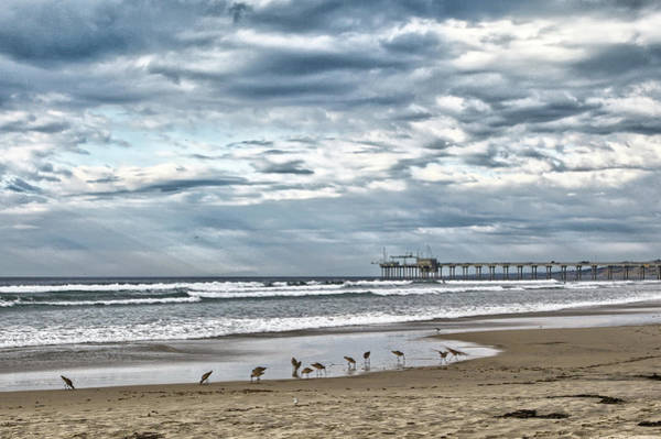 Photograph - La Jolla Shores 2 by Peter Dyke