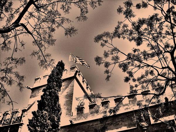 Photograph - La Lonja De La Seda ... by Juergen Weiss
