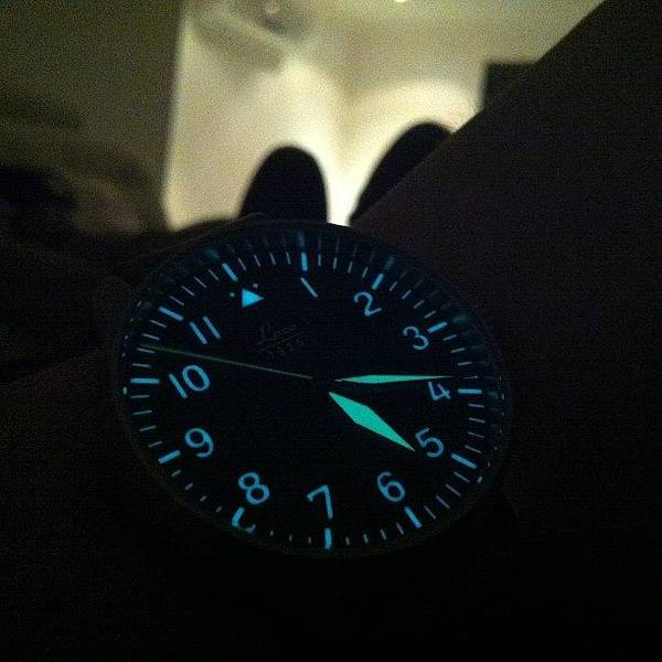Military Photograph - #laco #watches Have #awesome #lume by Cooper Naitove
