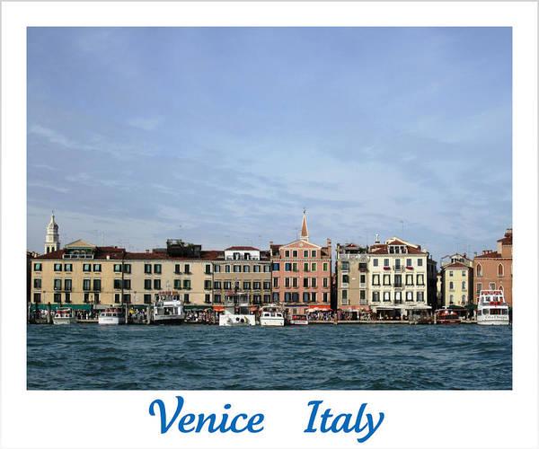 Photograph - Laguna Veneta II   Venice  Italy by John Shiron