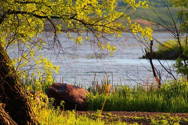 Christy Photograph - Lake Darling North Dakota by Christy Patino