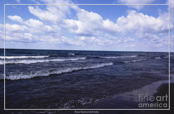 Photograph - Lake Erie At Evangola State Park 2 by Rose Santuci-Sofranko