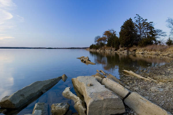 Ardmore Photograph - Lake Murray by Cindy Rubin
