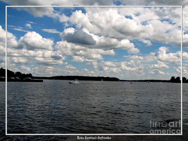 Photograph - Lake Ontario Near Sodus Point by Rose Santuci-Sofranko