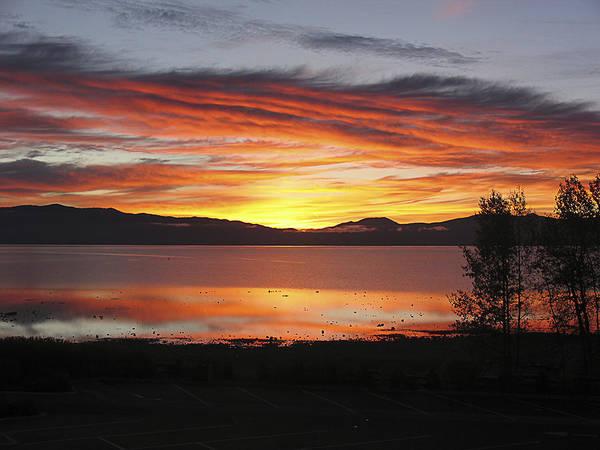 Photograph - Lake Tahoe Sunrise 3 by Tony and Kristi Middleton