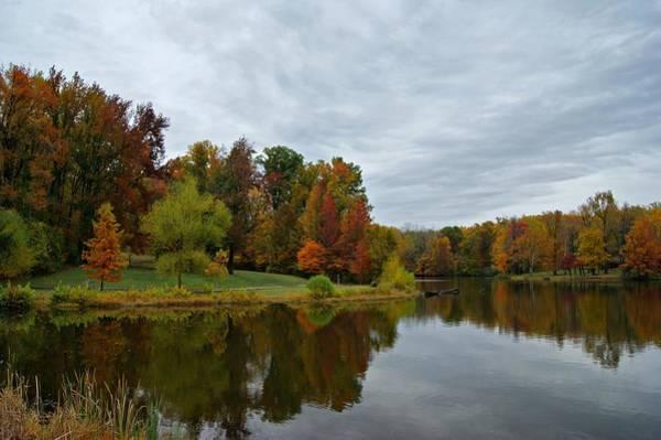 Photograph - Lakeside by Sandy Keeton