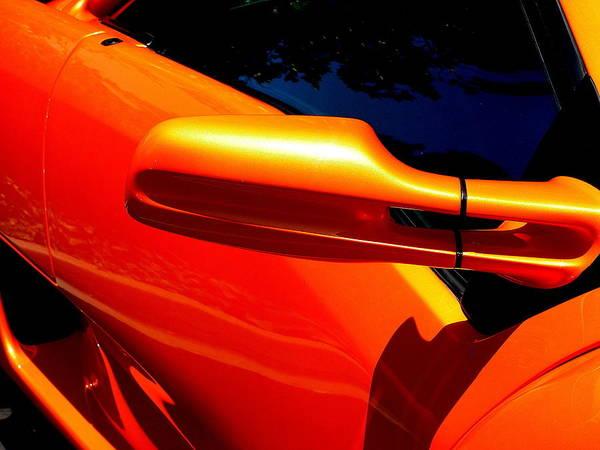Photograph - Lamborghini by Jeff Lowe