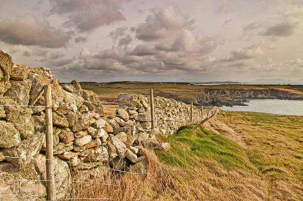 Horizontal Landscape Photograph - Land And Sea by Mark Youlden
