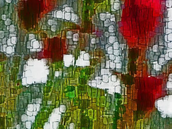 Detonation Digital Art - Landmine Country by Steve Taylor