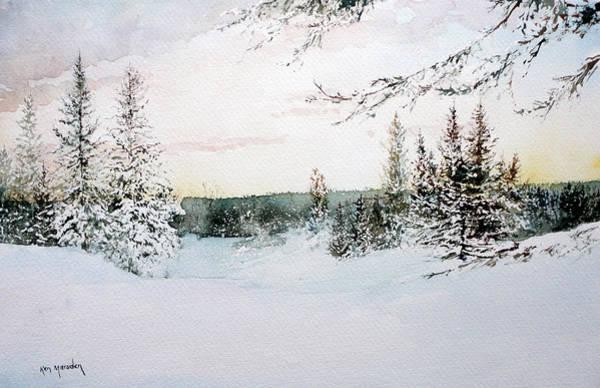 Landscape21012 Art Print