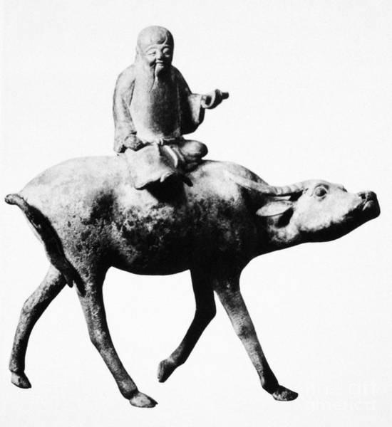 Photograph - Lao-tzu (604-531 Bc) by Granger