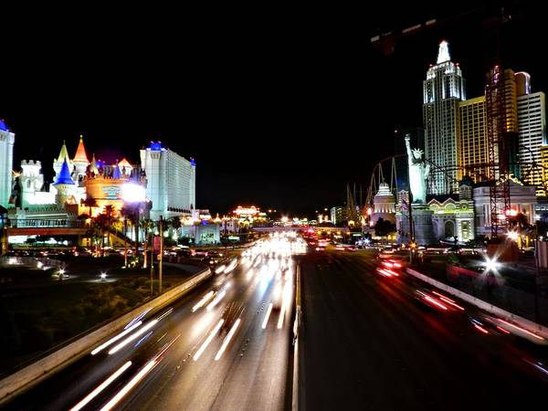 Photograph - Las Vegas 043 by Lance Vaughn