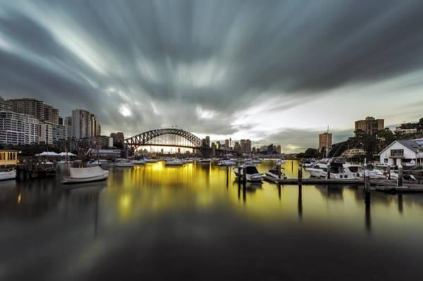 Photograph - Lavender Bay - Sydney by Mark Lucey