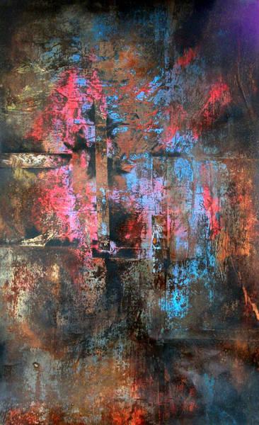 Wall Art - Painting - Layers by Leyla Munteanu