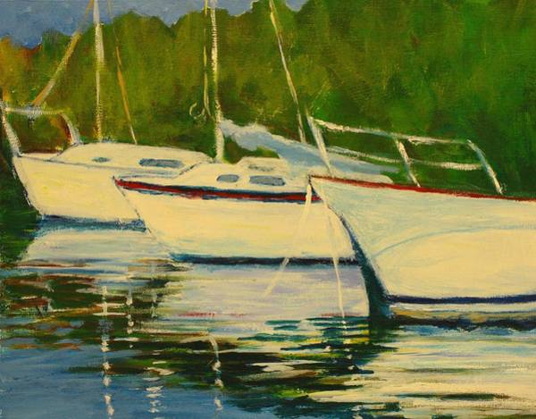 Painting - Lazy Afternoon by Tara Moorman
