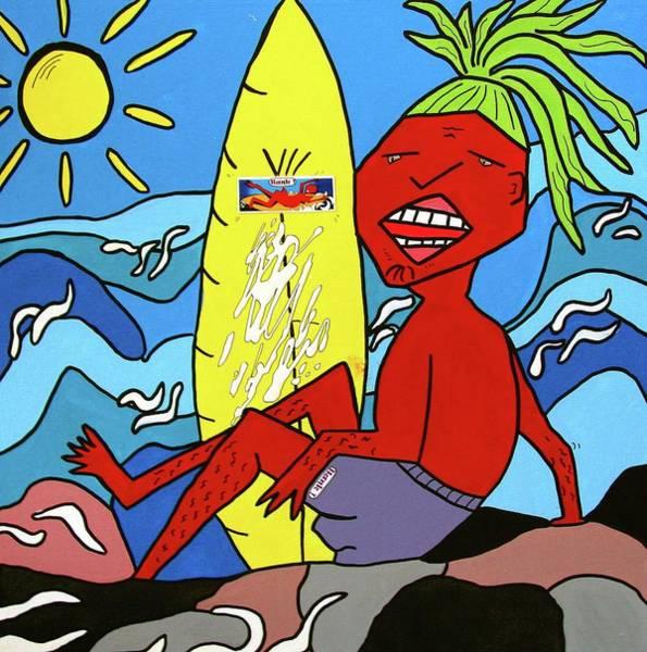 Wall Art - Painting - Lazy Days by Karen Elzinga