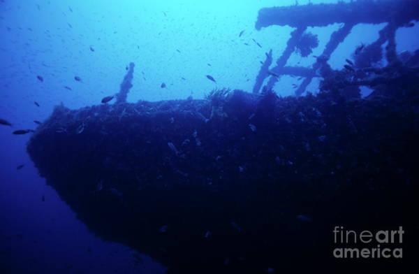 Wall Art - Photograph - Le Grec Shipwreck by Sami Sarkis