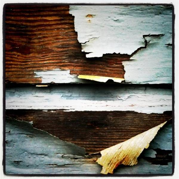 Power Wall Art - Photograph - Lead Paint by Ken Powers
