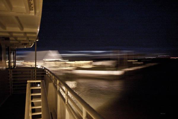 North Coast Harbor Photograph - Leaving The Harbor by Betsy Knapp
