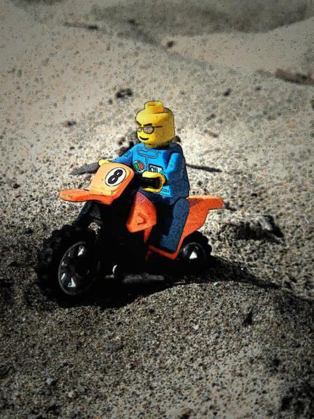 Photograph - Lego Ryder 2 by Cyryn Fyrcyd
