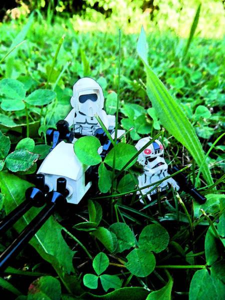 Photograph - Lego Star Wars 2 by Cyryn Fyrcyd