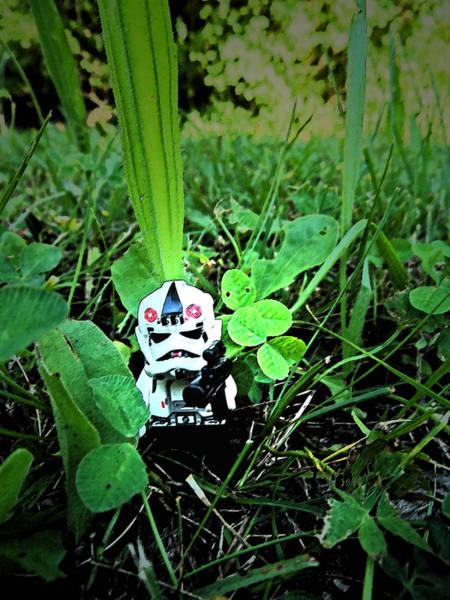 Photograph - Lego Star Wars 4 by Cyryn Fyrcyd