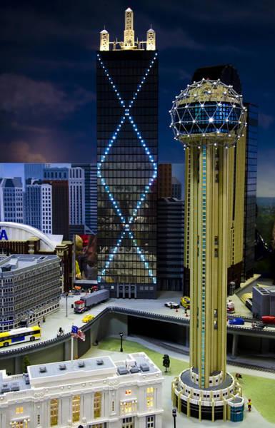 Grapevine Photograph - Legoland Dallas II by Ricky Barnard