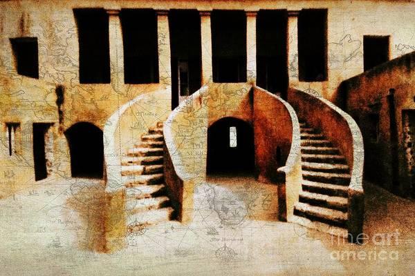 Wall Art - Mixed Media - L'esclavage Et La Traite Negriere  by Fania Simon