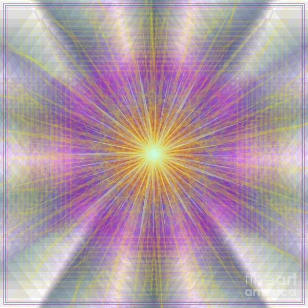 Digital Art - Let There Be Light 2012 by Kathryn Strick