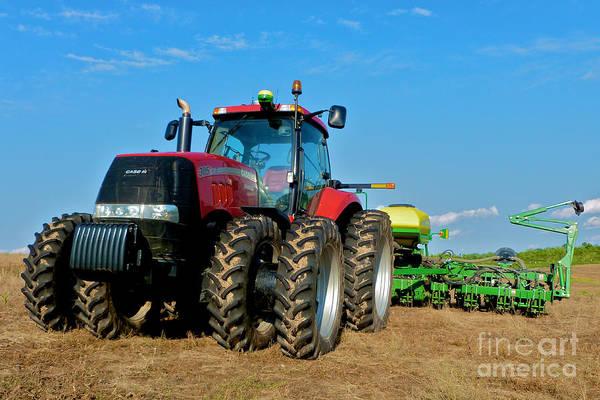 Photograph - Let's Play Farmer by Mark Dodd