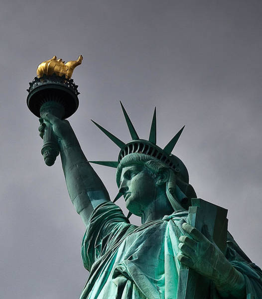 Wall Art - Photograph - Liberty by Patrick  Flynn