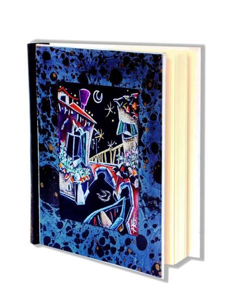 Wall Art - Pastel - Libro Artista - Venecia Libro De Visitas by Arte Venezia