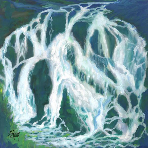 Life Flow Art Print