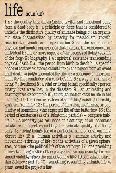 Essence Digital Art - Life by Monday Beam