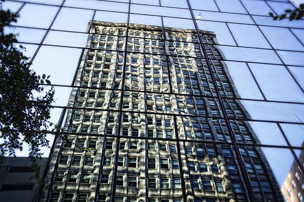 Photograph - Life On The 32nd Floor by Joan Carroll