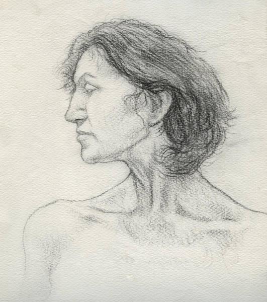 Drawing - Life Study by David Kleinsasser