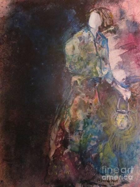 Painting - Light Bearer by Deborah Nell