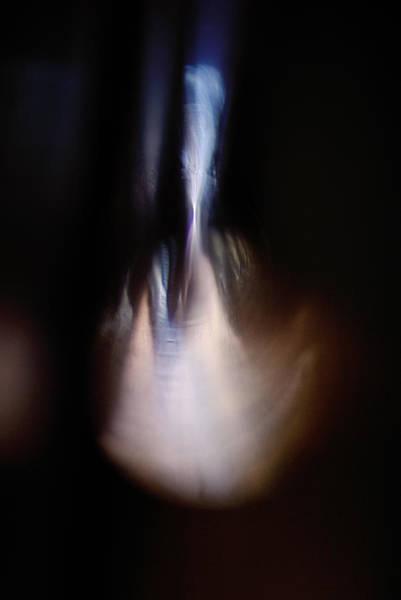 Mauve Photograph - Light Dancer by Susan Capuano