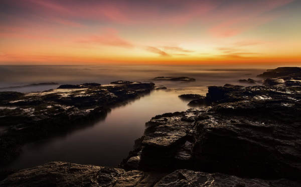 Photograph - Light In The Channel by Mark Lucey