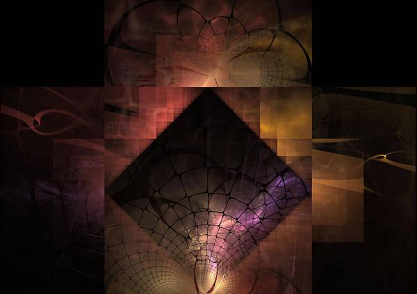 Wall Art - Digital Art - Light Of The World by NirvanaBlues