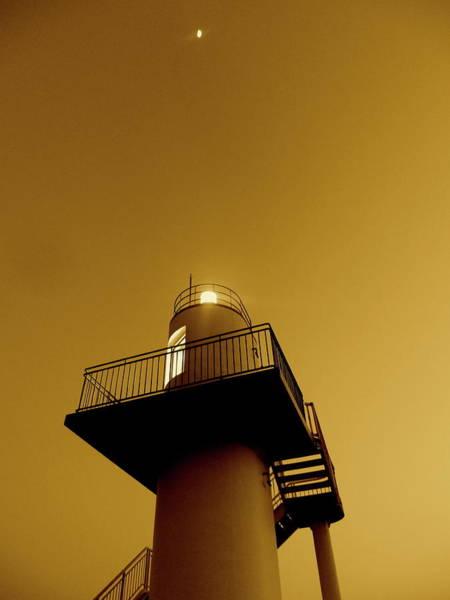 Photograph - Lighthouse by Kurosaki San