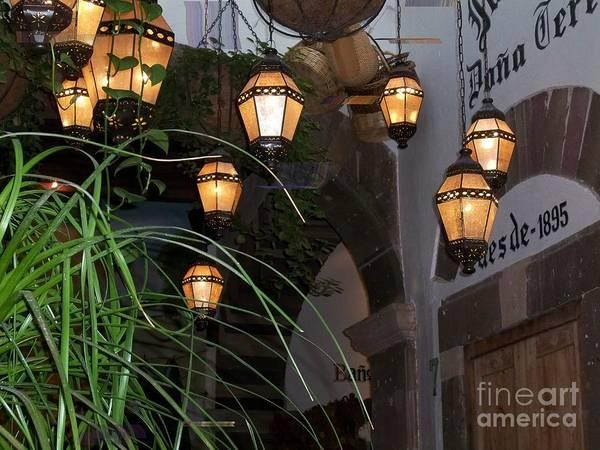Photograph - Lights by John  Kolenberg
