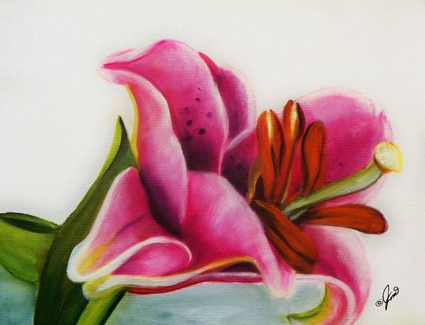 Painting - Lily by Joni McPherson