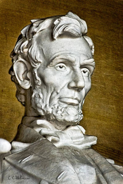 Photograph - Lincoln Profle 2 by Christopher Holmes