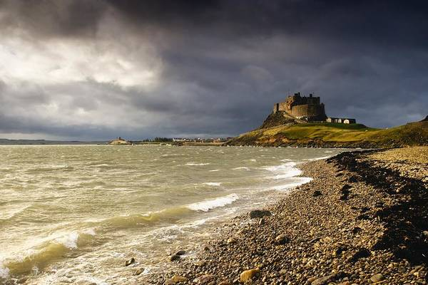 Berwick Upon Tweed Photograph - Lindisfarne Castle, Holy Island by John Short