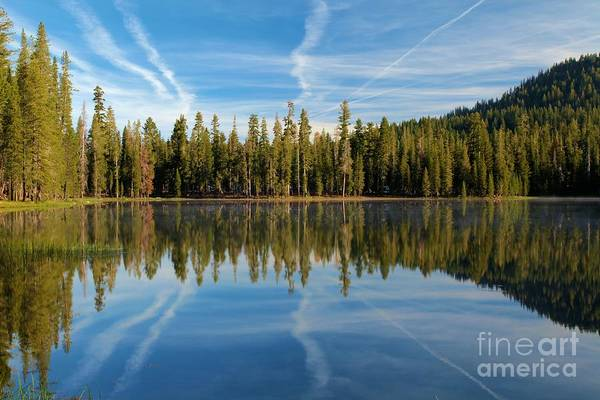 Photograph - Lines In The Sky by Adam Jewell
