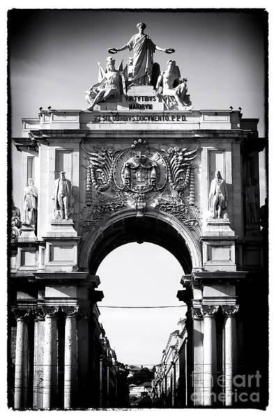 Wall Art - Photograph - Lisbon Welcome by John Rizzuto