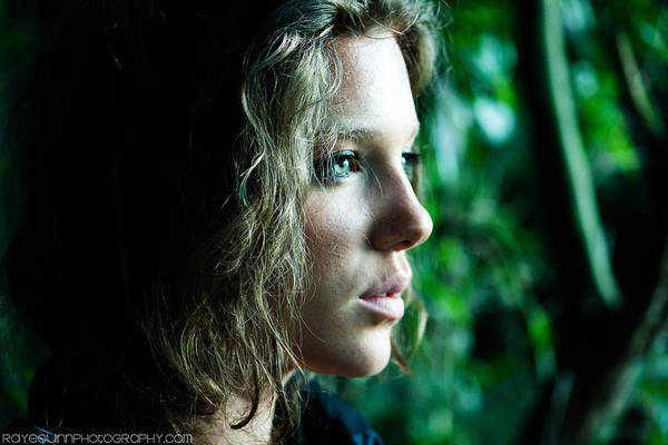 Cosplay Photograph - Listening by Rachel Quinn