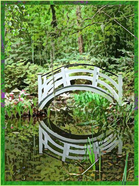 Wall Art - Photograph - Little Bridge by Mindy Newman