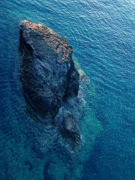 Photograph - Little Island Near Naxos Greece by Colette V Hera  Guggenheim